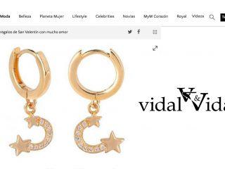 Vidal&Vidal en Marie Claire